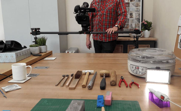 Behind the scenes at Hand on Heart Jewellery