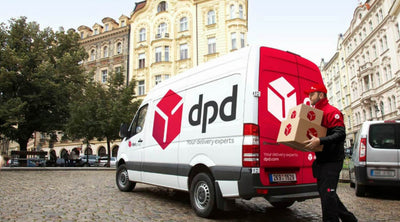 Our move to DPD delivery service