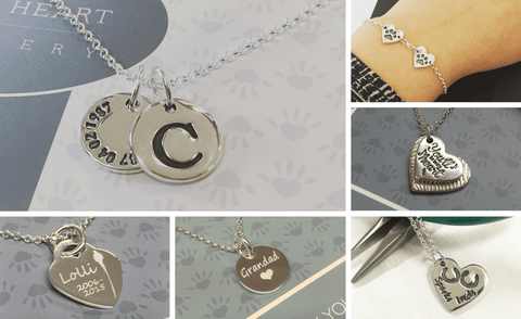 Bespoke Personalised Jewellery