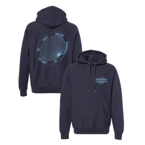 SWIMMING IN CIRCLES HOODIE