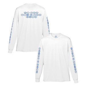 SWIMMING IN CIRCLES LONG SLEEVE-Mac Miller