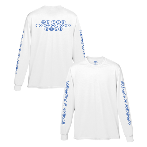 SWIMMING IN CIRCLES LONG SLEEVE