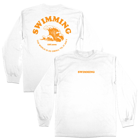 SWIMMING WAVE LONG SLEEVE - Mac Miller
