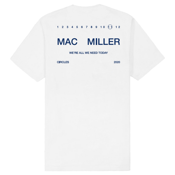 ALL WE NEED TODAY TEE - Mac Miller