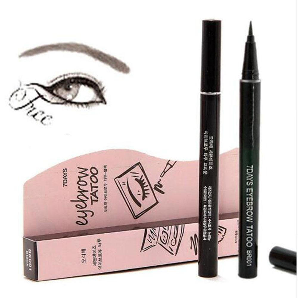 7 Days Tattoo Eyebrow Eyeliner Pencil Nytwist