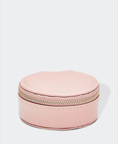 Sisco Jewellery Box Pale Pink