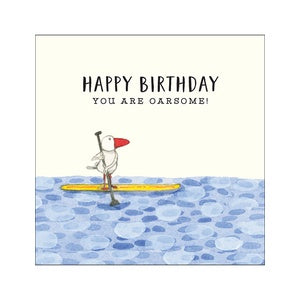 Happy Birthday Oarsome