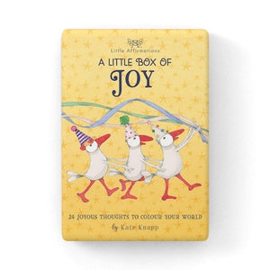 Joy Little Affirmations