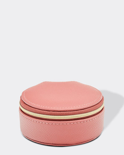 Sisco Jewellery Box Dark Blush