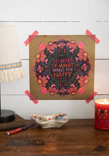 Happy Notes Poster Book