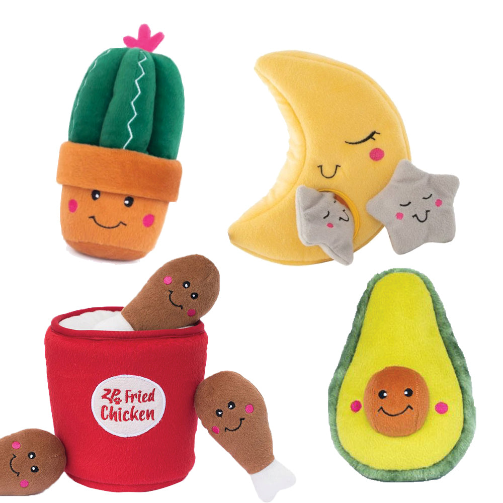Zippy Paws Pet Toys