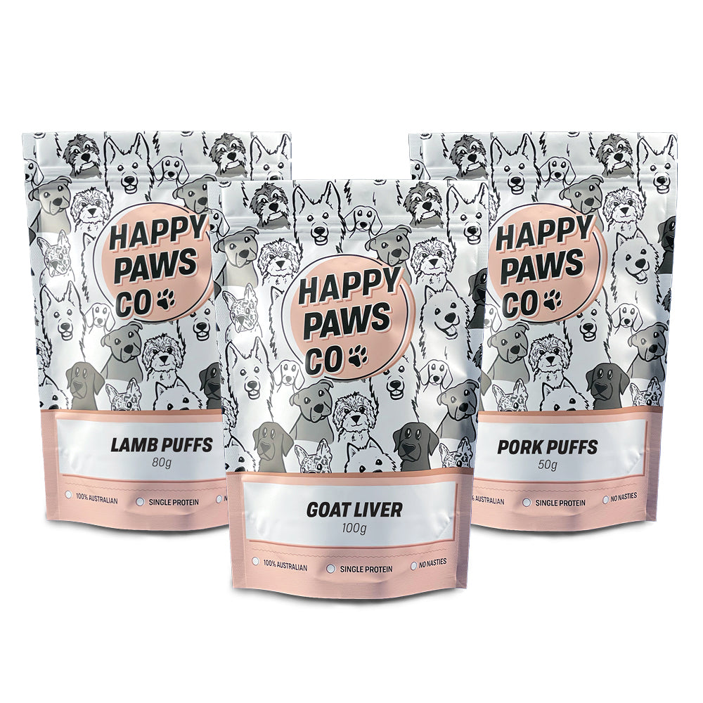 Goat, Lamb & Pork Pet Treats