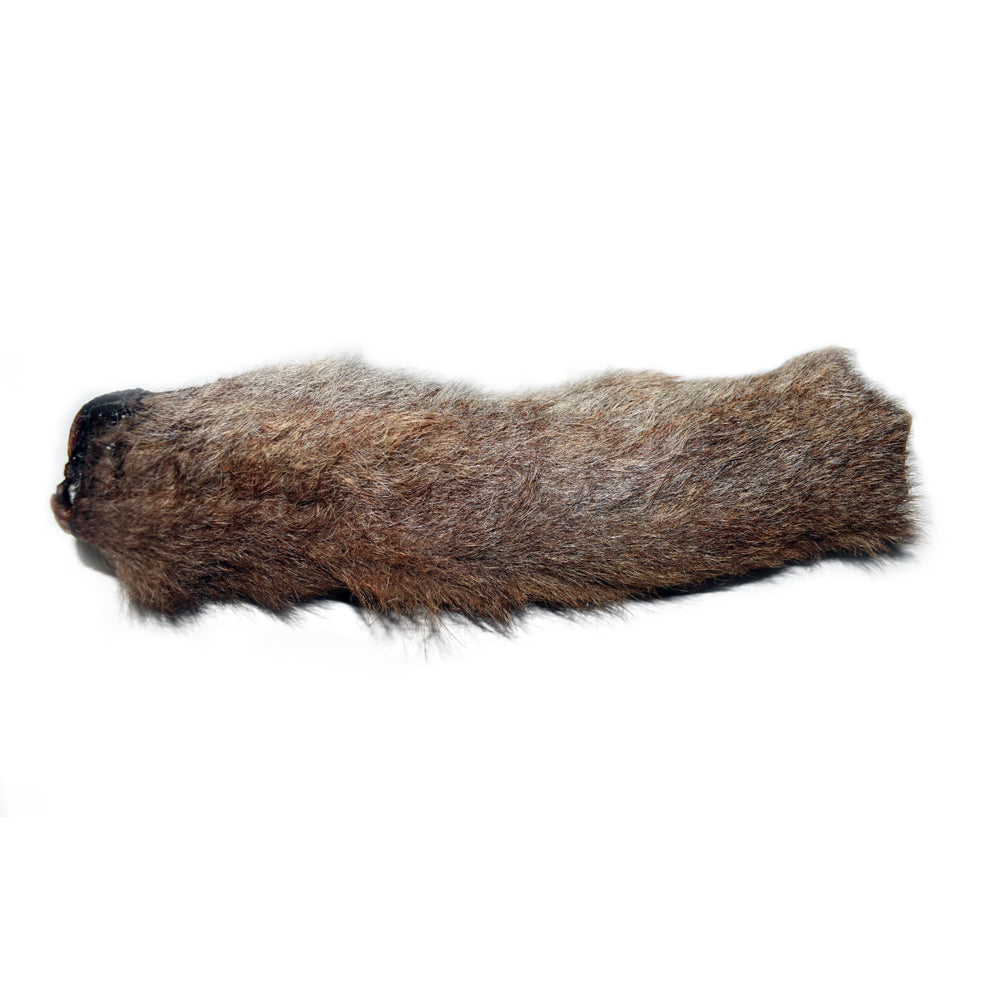ROO TAIL WITH FUR