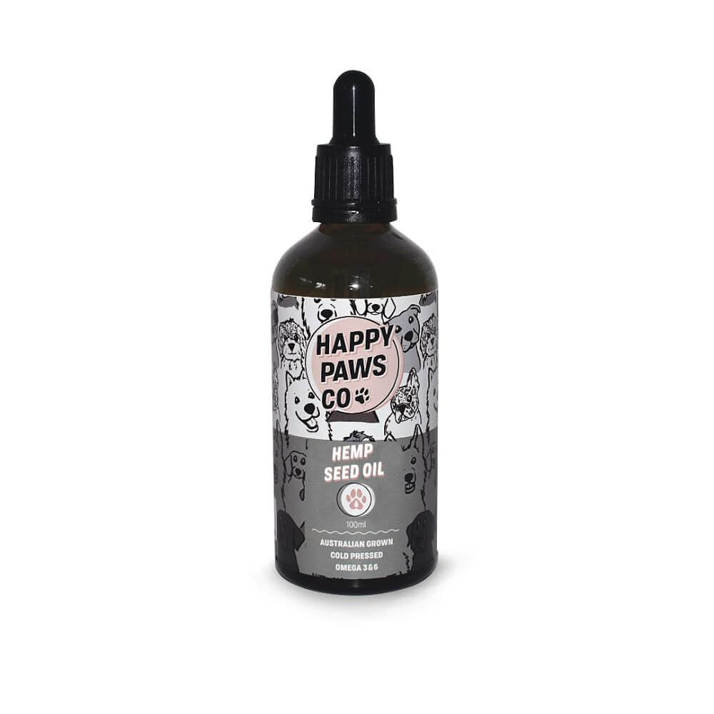 Hemp Seed Oil For Pets 100ml