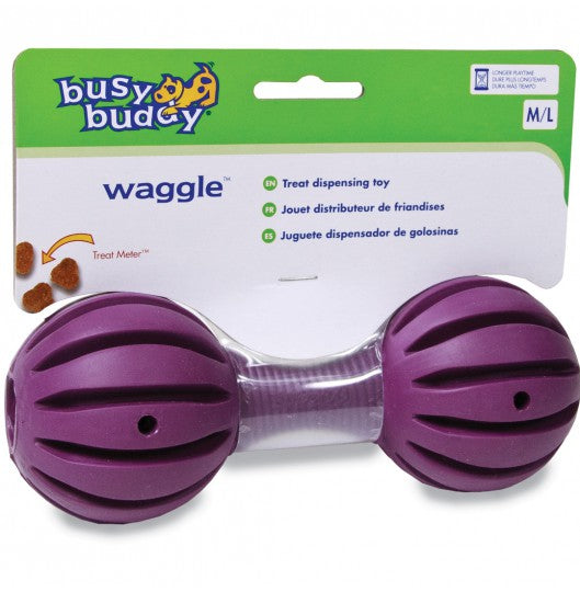 Busy Buddy® Waggle™ (Medium/Large)