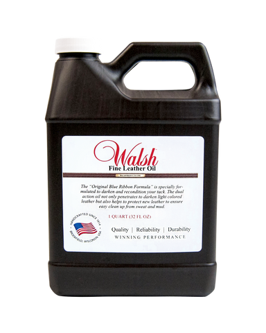 Leather Oil - 32oz - 116
