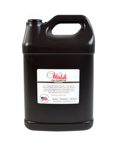 Leather Oil - Gallon - 117