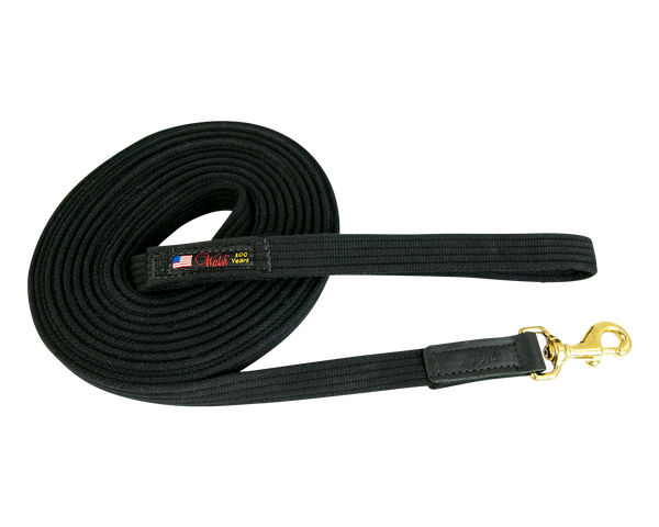 30' Cotton Lunge Line with Hand Loop - 5830-30