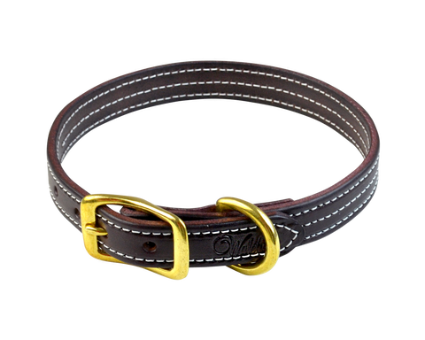 products/7000M-British-Dog-Collar-Med-Brown-CLOSED.png