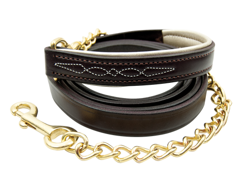 "Signature Padded Lead with 24"" Chain - S58824"