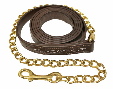 "Fancy Stitch Lead with 30"" Chain - 58230"