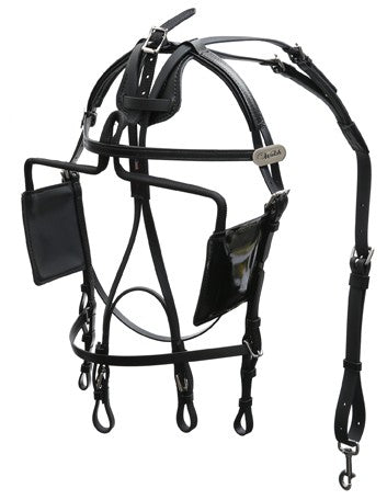 Blind Bridle - US Style - 1305-PCN
