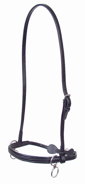 Leather Race Halter - 262D