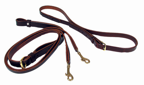 German Olympic Martingale - Saddle Seat - 8036