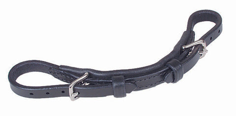 Leather Humane Jaw Strap - 240