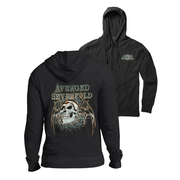 Heather Or Hell - Zip-Up Hoodie