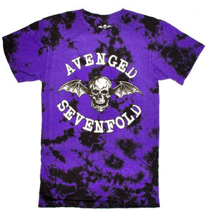 Electric Purple Classic Dye Tee