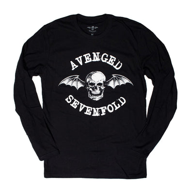 Classic Deathbat Long Sleeve Tee
