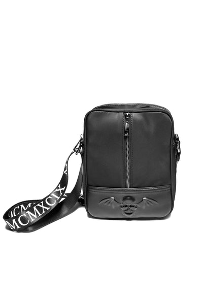 A7X Logo - Nylon Passport Crossbody