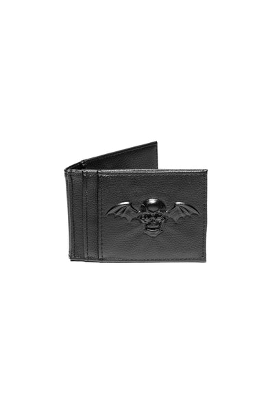 Deathbat - Front Pocket Wallet