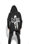 Moon Man - Double Hooded Cloak