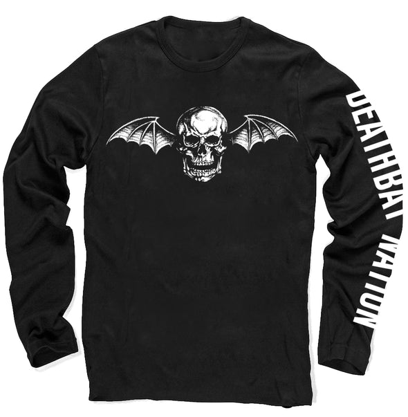 Deathbat Nation - Long Sleeve