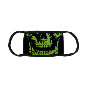 Green Deathbat Mask