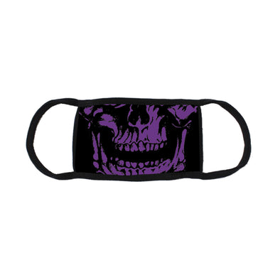 Purple Deathbat Mask