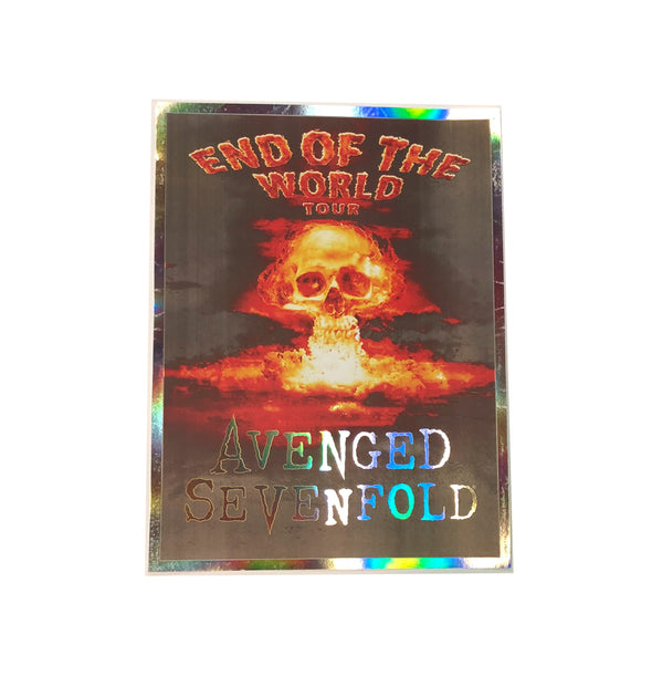 End Of World - Poster