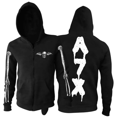 A7X Glow In The Dark Hoodie