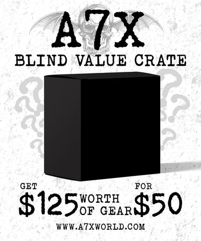 A7X Blind Value Crate