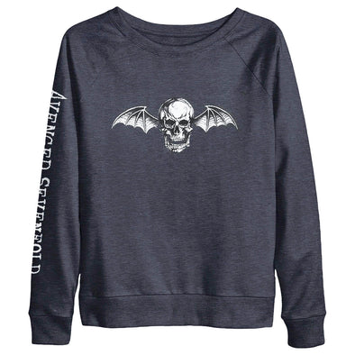 Deathbat - Women's Crewneck