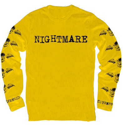 Limited Edition Nightmare - Long Sleeve