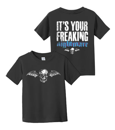 Freakin' Nightmare Toddler / Kids Tee
