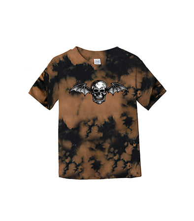 Deathbat Bleach Washed Toddler / Kids Tee