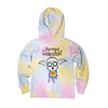Cotton Candy Hooded Pullover