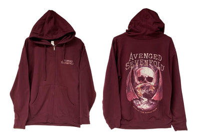 Bloody Hell - Zip-Up Hoodie
