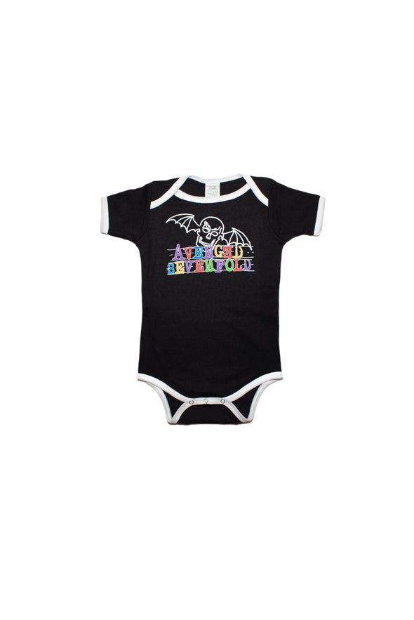Itty Batty Baby Onesie