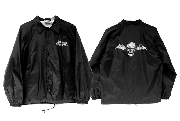 Deathbat - Collared Coachman Jacket