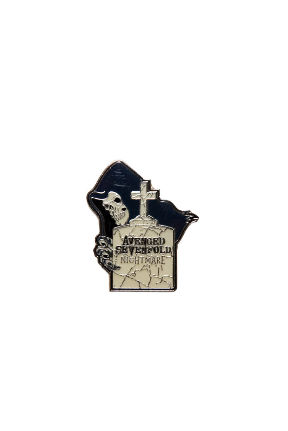 Nightmare Collectors Pin